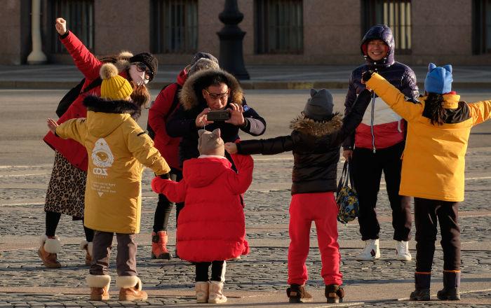 2019年俄罗斯近30%游客是中国公民