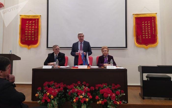 俄中友好协会:对中国满怀支持和热爱