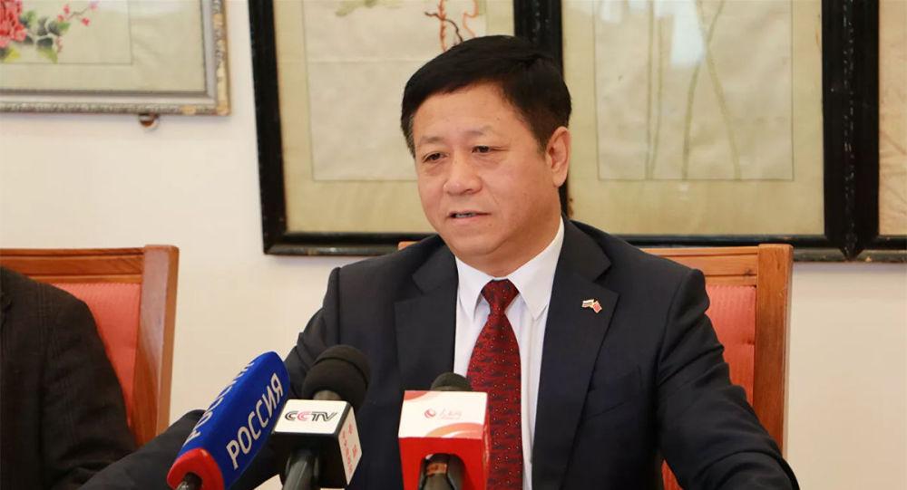张汉晖:企图遏制中国发展的人利用疫情制造恐慌