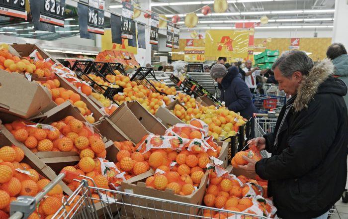 绥芬河对俄果蔬供应保持稳定 每天通关果蔬500多吨
