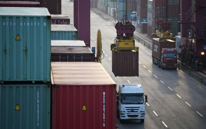 俄运输公司预计今年第二季度俄中两国集装箱运输量将减少