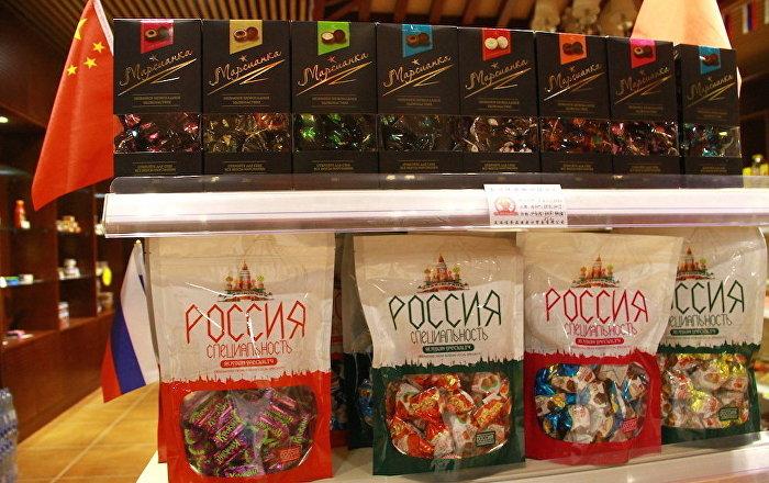 俄驻华商务代表:俄罗斯食品在中国越来越受欢迎