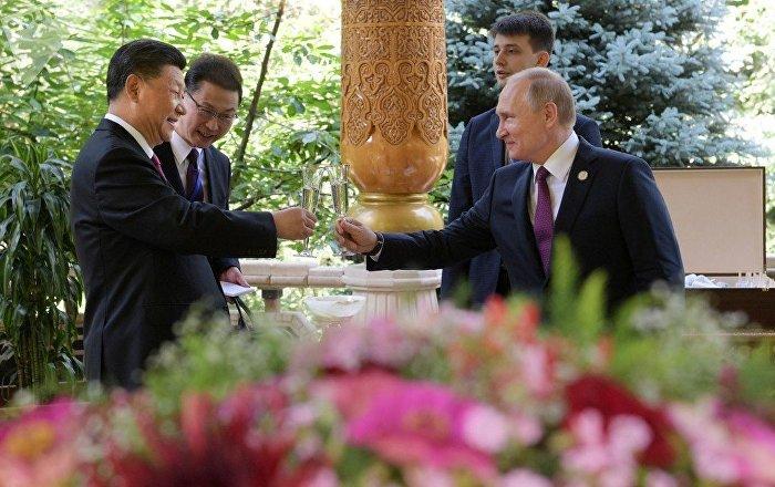 克宫:俄中领导人商定疫情结束后恢复互访
