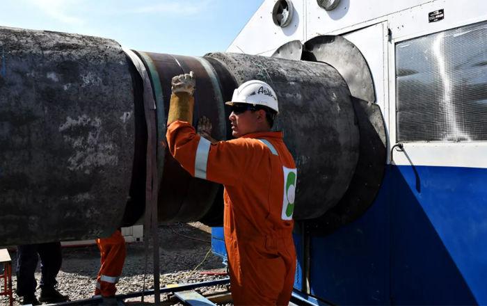 中俄东线天然气管道投产以来已累计向中国输送天然气13.63 亿立方米