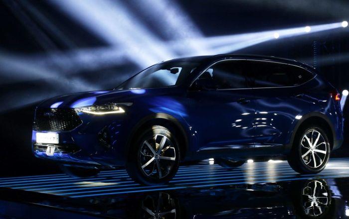 哈弗F7成为俄罗斯2020年第一季度销量最佳的中国品牌汽车
