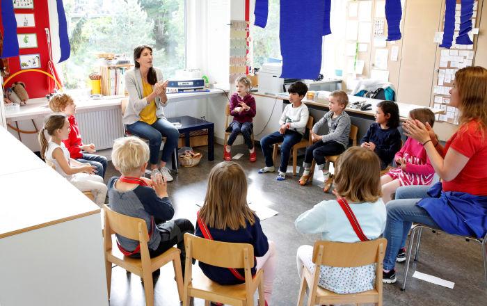 俄南萨哈林斯克幼儿园将开始教授汉语