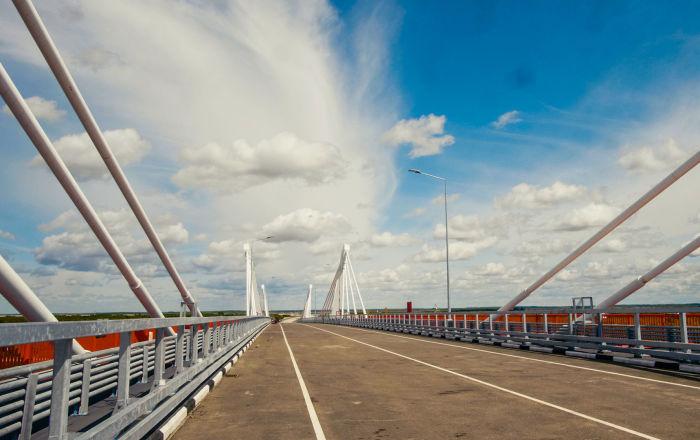 俄中布拉戈维申斯克-黑河公路大桥或将在8月底开通